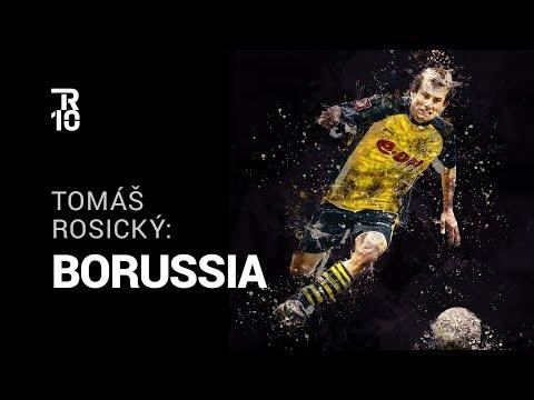 Tomáš Rosický's career at Borussia Dortmund 🇨🇿 💛  | 2001-2006