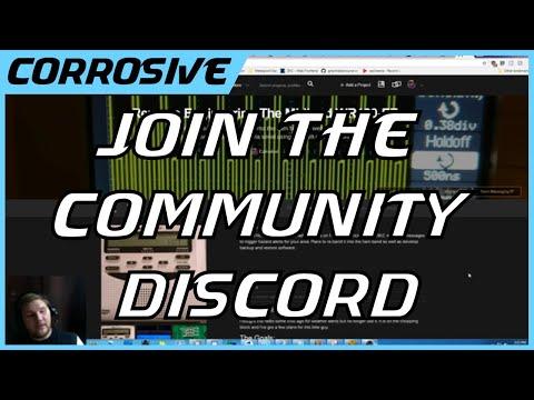 Join us On Discord / Follow Projects Behind the Scenes!