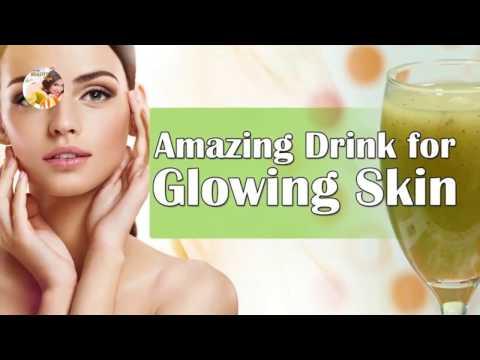 Refreshing Summer Drinks  Anti Ageing Serum Vitamin C Face Serum Amazing Drink For Glowing Skin
