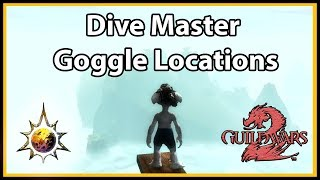 Guild Wars 2 - Not So Secret Jumping Puzzle and Diving Goggles