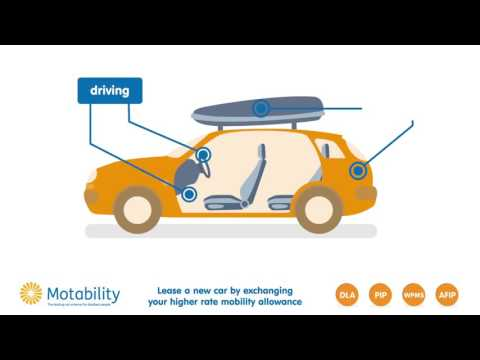 Lookers Ford Motability