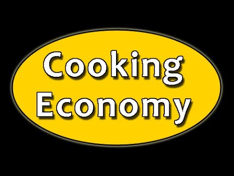 Welcome to Cooking Economy