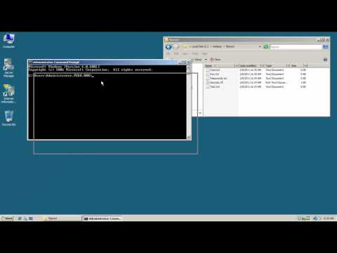 Setting Up and Configuring a 2008 FTP Server (IIS)