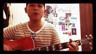 【 蜂蜜檸檬 (不愛江山愛美人)】 Acoustic Cover By 雞丁