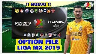 PES 2019 OPTION FILE PS4 Videos - 9tube tv