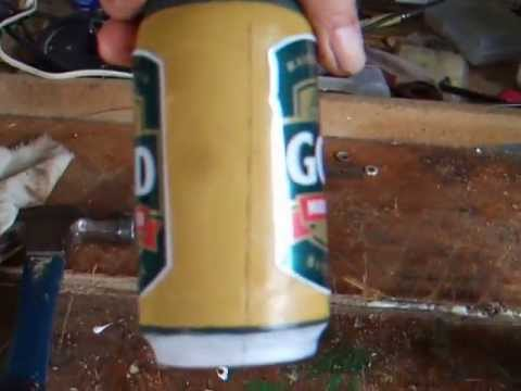 Beer Can & Bottle