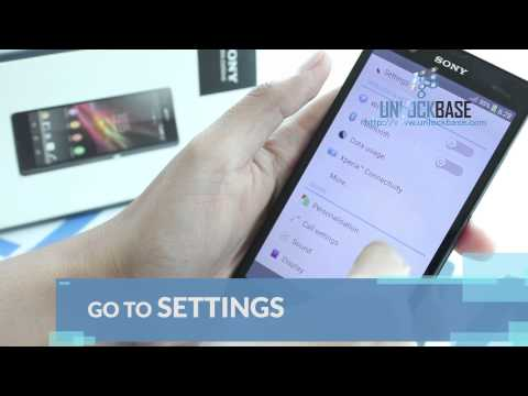 How to Find the IMEI (Serial Number) of your Sony Xperia Z