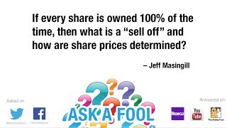 How Are Share Prices Determined By Buying and Selling? | Ask A Fool | The Motley Fool