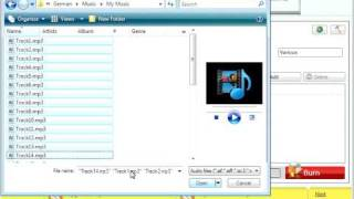 Download How to Burn an Audio CD with Nero