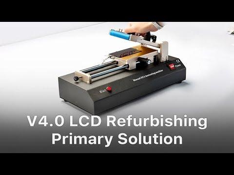 Primary Solution - REWA Mobile Phone Broken LCD Refurbishing Solution V4.0