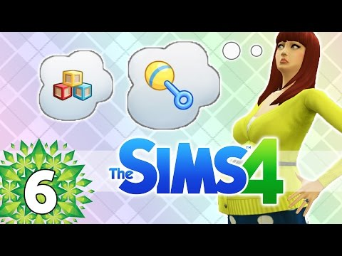 Let's Play The Sims 4 - Part 6 - Baby Names!