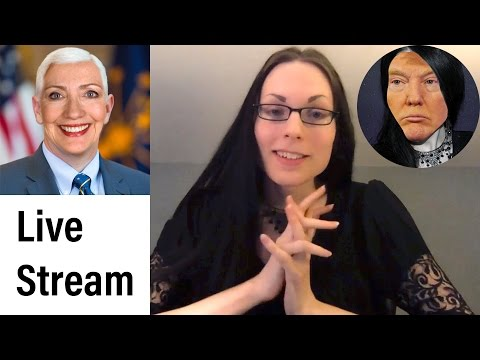 May Live Stream Highlights | Hillary Pence for President 2020 with VP Trump Asphodel