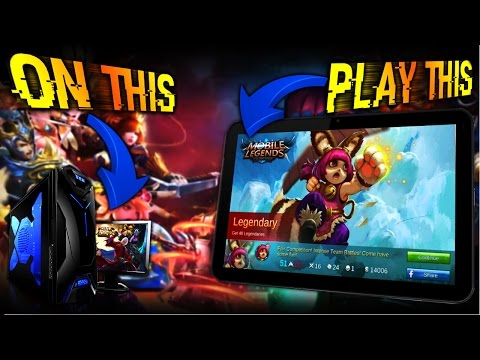 How to play Mobile Legends on PC/Mac