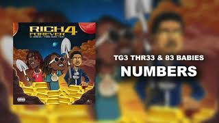 Tg3 Thr33 & 83 Babies - Numbers [Official Audio]