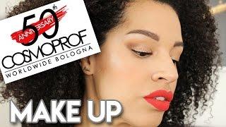 Cosmoprof 2017:  Novità Make up e Unghie
