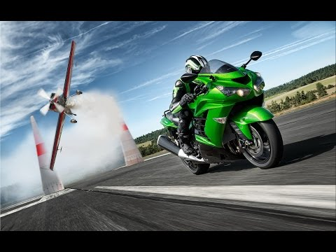 Top 10 World's Fastest Motorcycles 2017 Dodge Tomahawk, Kawasaki ZX-14, Ducati 1098R