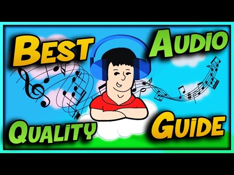 How To Get the Best Audio Quality in Audacity (Best Audacity Settings 2017)