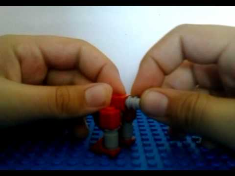 Lego-Kako Napraviti DeadPool-ov Mech