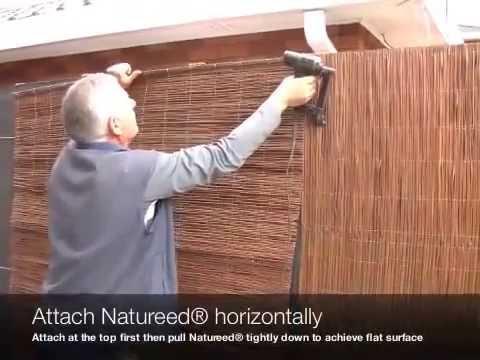 Installing Natureed® - House of Bamboo®