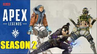 APEX LEGENDS SEASON 2 LIVE NEW WEEK 3 CHALLENGES!