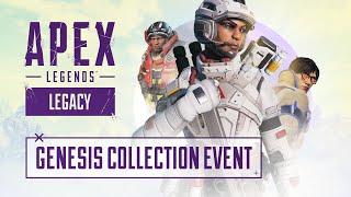 Apex Legends: Genesis Collection Event Trailer