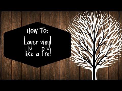 How to Layer Vinyl