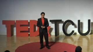 Interracial Romantic Relationships | Ngoc Tu | TEDxTCU