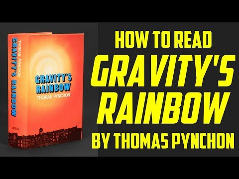 Xxx Mp4 How To Read GRAVITY 39 S RAINBOW By Thomas Pynchon And Why 3gp Sex