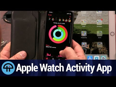 Track Your Exercise with the Apple Watch