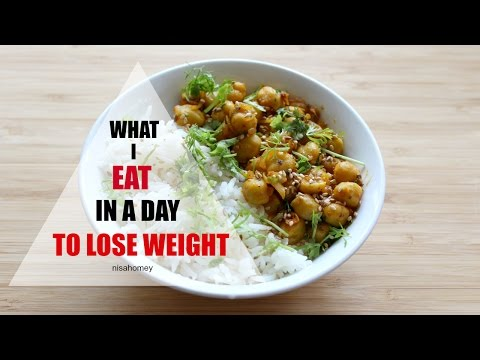 What I Eat In A Day To Lose Weight - Indian Diet Plan/Meal Plan To Lose Weight Fast - Weight Loss #1