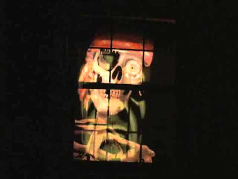Wow Window halloween posters