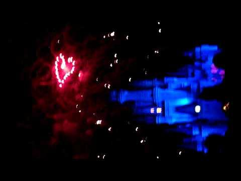 Magic Kingdom Fireworks part 2
