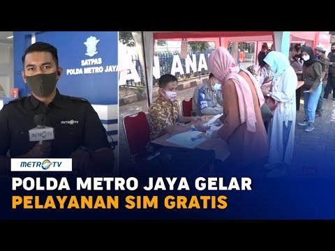 HUT ke-74 Bhayangkara, Ditlantas Polda Metro Jaya Buat Program SIM Gratis