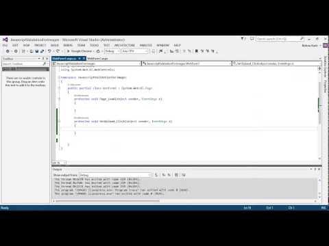Image extension validation using Javascript