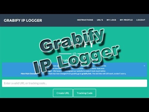 Grabbing Victim's IP with a link - D3V