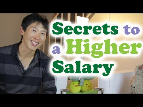 Secrets to a Higher Salary with Data