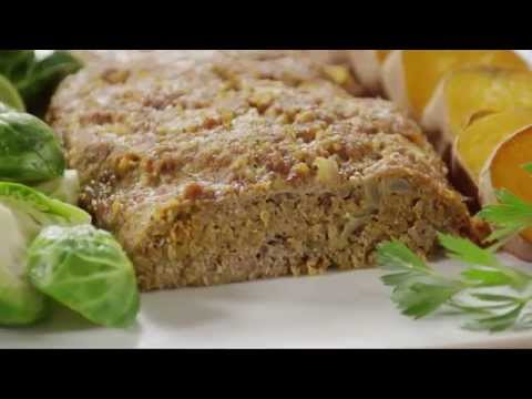 How to Make Turkey and Quinoa Meatloaf | Quinoa Recipes | AllRecipes