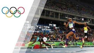 Rio Replay: Women's 400m Final