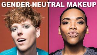 People Try Gender-Neutral Makeup