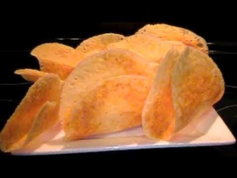 Low Carb Taco Shells Recipe (part1)