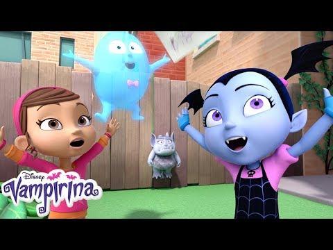 Get Her Unstuck | Music Video | Vampirina | Disney Junior