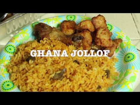 SooFire TV-Cooking With Mom Ep. 1- Jollof Rice- Oven Style
