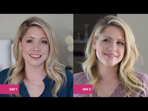 Second Day Hair Secrets with Walgreens