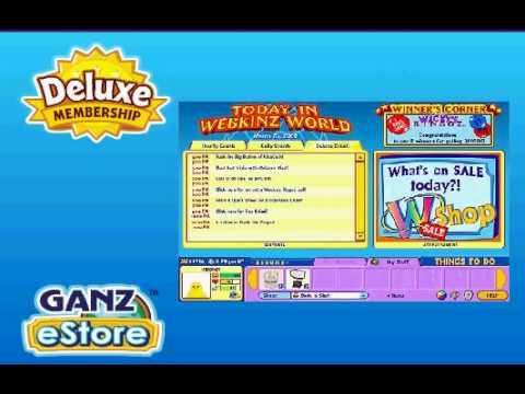 Deluxe Membership - Webkinz
