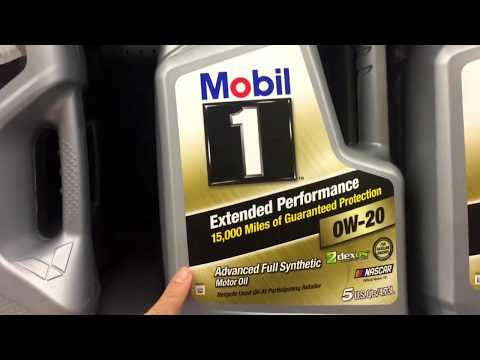 Mobile 1 Extended Performance  Full Synthetic 15,000 Miles - Save Money and Time on DIY Oil Change
