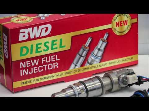 New OE Production Diesel Fuel Injectors