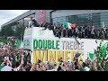 Celtic Open Top Bus Parade 2018 4K