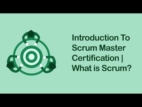 CSM Training Video   Certified Scrum Master Tutorial
