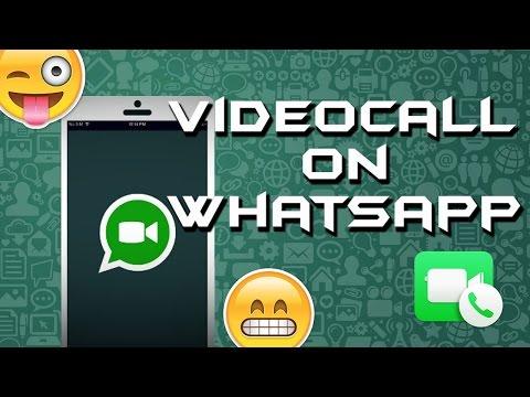 Whatsapp Video Calling + Live Demo☺♥☺