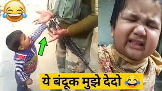 Funny Indian Kids | Kids Funny Reaction | Cute Videos | Funny Baby Video
